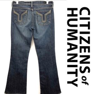 Citizens of Humanity Venetian stretch kelly jeans